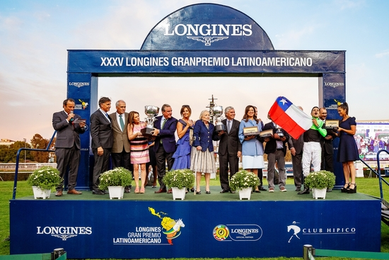Longines Flat Racing Event: Ya Primo reigned supreme at the 2019 Longines Gran Premio Latinoamericano  2