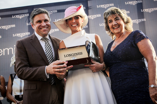 Longines Flat Racing Event: Sixties Song clinched the 2017 Longines Gran Premio Latinoamericano 2