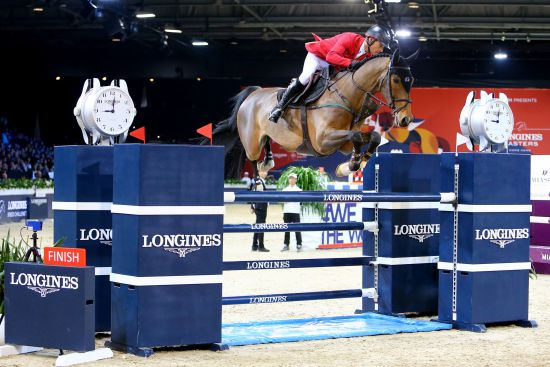 Longines Show Jumping Event: Thrilling emotions during the Longines Speed Challenge, which saw the victory of Daniel Deusser 3