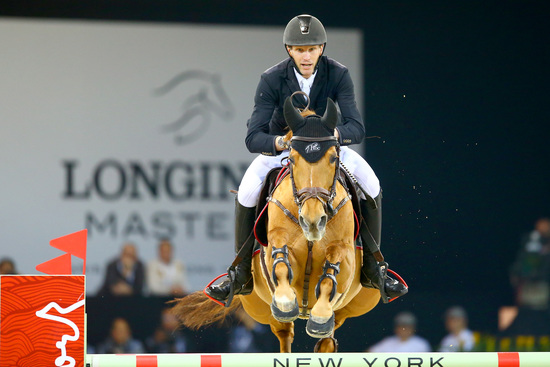 Longines Show Jumping Event: The Longines Masters of Hong Kong: Patrice Delaveau on Aquila HDC takes top class Longines Grand Prix win 8