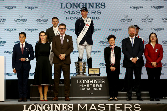 Longines Show Jumping Event: The 2019 Longines Masters of Hong Kong: a perfect mix of sports achievements and glamour  4