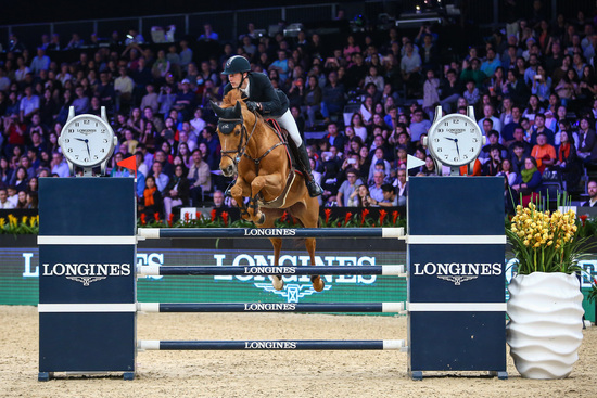 Longines Show Jumping Event: The 2019 Longines Masters of Hong Kong: a perfect mix of sports achievements and glamour  6