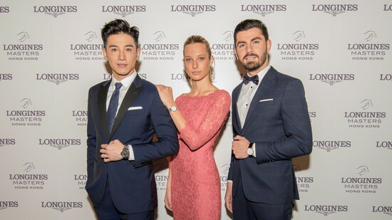 Longines Show Jumping Event: The 2019 Longines Masters of Hong Kong: a perfect mix of sports achievements and glamour  9