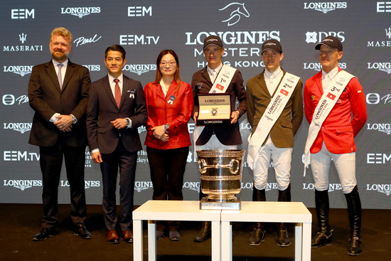 Longines Show Jumping Event: The 2019 Longines Masters of Hong Kong: a perfect mix of sports achievements and glamour  11