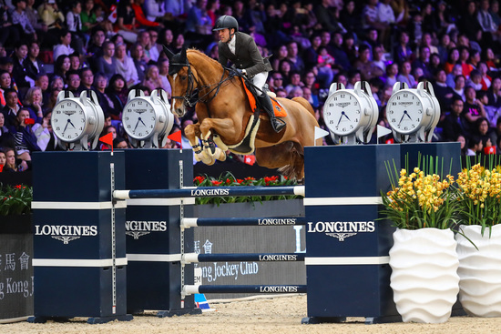 Longines Show Jumping Event: The 2019 Longines Masters of Hong Kong: a perfect mix of sports achievements and glamour  3