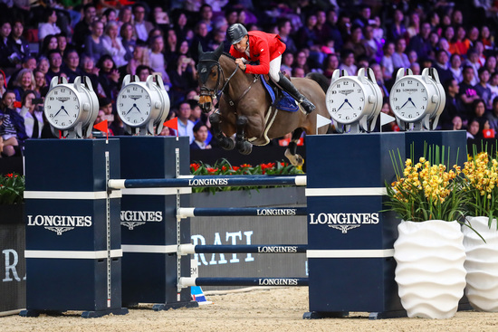 Longines Show Jumping Event: The 2019 Longines Masters of Hong Kong: a perfect mix of sports achievements and glamour  1