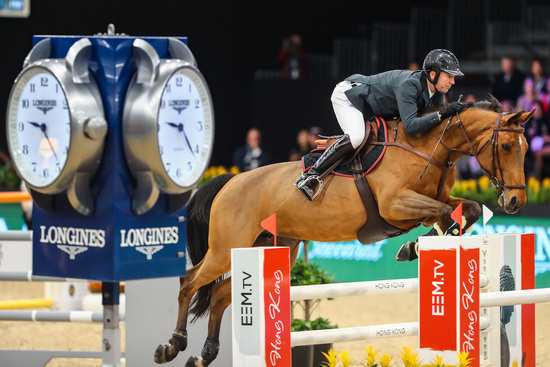 Longines Show Jumping Event: The 2019 Longines Masters of Hong Kong: a perfect mix of sports achievements and glamour  5