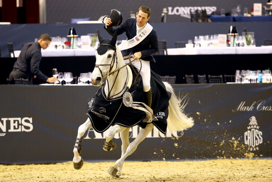 Longines Show Jumping Event: Fantastic McLain Ward takes the first Longines Masters of New York  5