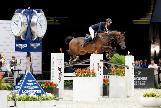 Longines Show Jumping Event: Nayel Nassar shines at the Longines Masters of New York  2