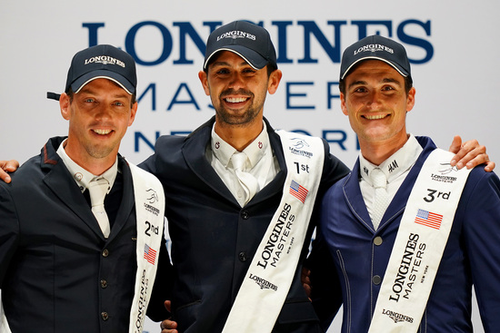 Longines Show Jumping Event: Nayel Nassar shines at the Longines Masters of New York  3