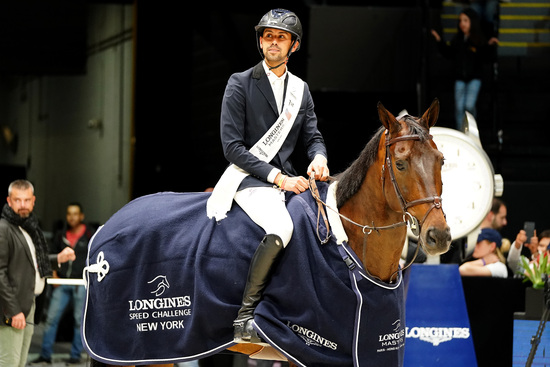 Longines Show Jumping Event: Nayel Nassar shines at the Longines Masters of New York  8