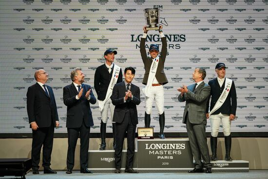 Longines Show Jumping Event: The Longines Masters of Paris: when glamour meets sports performances 11
