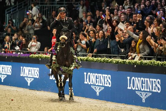 Longines Show Jumping Event: The Longines Masters of Paris: when glamour meets sports performances 5