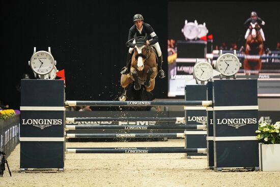 Longines Show Jumping Event: The Longines Masters of Paris: when glamour meets sports performances 3