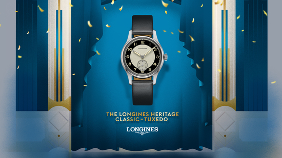 Longines The Longines Heritage Classic - Tuxedo  Watch 17