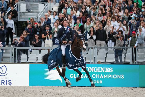 Longines Show Jumping Event: Longines Paris Eiffel Jumping:  Back at the foot of the Iron Lady 4