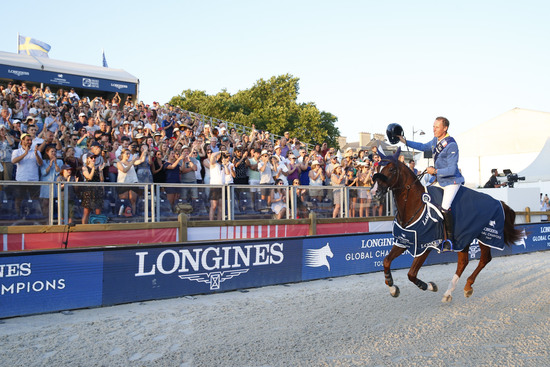 Longines Show Jumping Event: Longines Paris Eiffel Jumping:  Unmissable weekend of competition at the very heart of the French capital  3