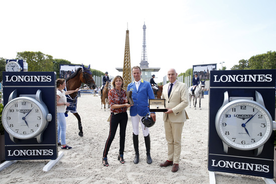Longines Show Jumping Event: Longines Paris Eiffel Jumping:  Unmissable weekend of competition at the very heart of the French capital  5