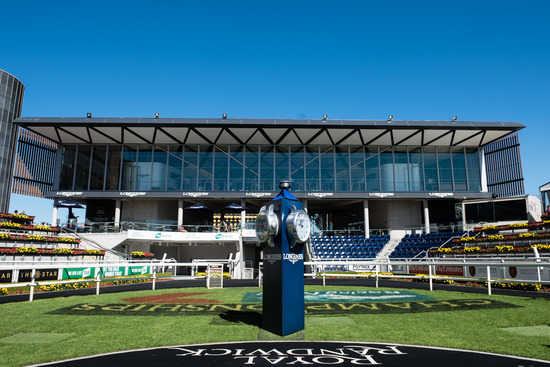 Longines Flat Racing Event: Winx claimed victory at the Longines Queen Elizabeth Stakes 9