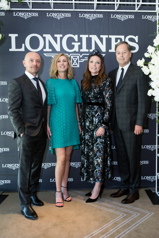 Longines Flat Racing Event: Winx claimed victory at the Longines Queen Elizabeth Stakes 13