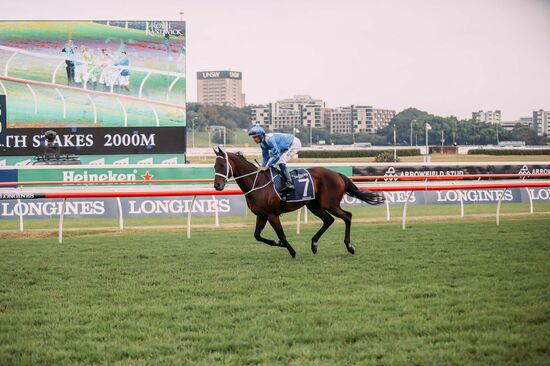 Longines Flat Racing Event: Unforgettable last victory of Winx at the Longines Queen Elizabeth Stakes 1