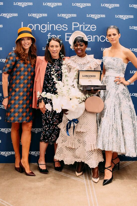 Longines Flat Racing Event: Unforgettable last victory of Winx at the Longines Queen Elizabeth Stakes 5