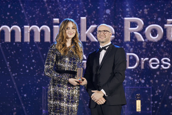Longines Equestrian Event: Semmieke Rothenberger awarded the 2019 Longines FEI Rising Star 2