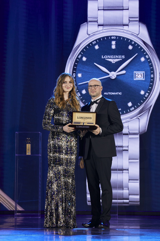Longines Equestrian Event: Semmieke Rothenberger awarded the 2019 Longines FEI Rising Star 1