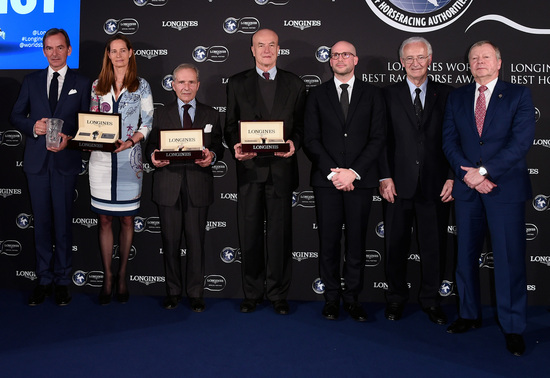 Longines Flat Racing Event: Crystal Ocean, Enable and Waldgeist crowned the 2019 Longines World's Best Racehorses, Qatar Prix de l'Arc de Triomphe named Longines World's Best Horse Race for the fourth time 8