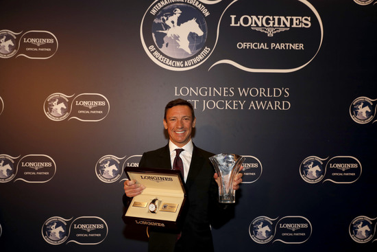 Longines Flat Racing Event: Frankie Dettori Celebrated as the 2019 Longines World's Best Jockey 3