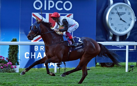 Longines Flat Racing Event: Winx and Cracksman named the 2018 Longines World's Best Racehorses, Qatar Prix de l'Arc de Triomphe crowned Longines World's Best Horse Race for the third time 11