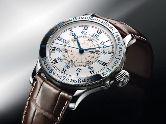 Longines The Lindbergh Hour Angle Watch Watch 2