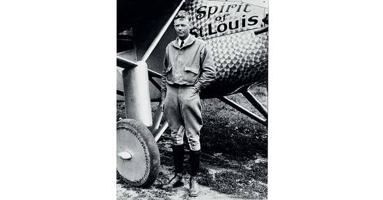 Longines Corporate Event: 90 years ago, Longines timed the amazing first solo transatlantic flight by Charles Lindbergh 6