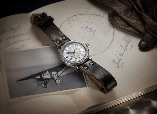 Longines Corporate Event: Longines announces the creation of the Longines Lindbergh Award for an adventurer or pioneer 3