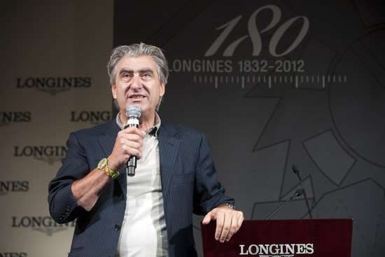 Longines Corporate Event: Longines celebrates its 180th anniversary in Saint-Imier! 1