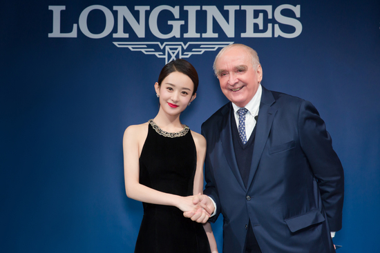 Longines Corporate Event: Longines launches new Record collection and celebrates its 185th Anniversary in Beijing 3
