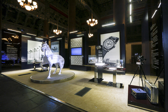 Longines Corporate Event: Longines launches new Record collection and celebrates its 185th Anniversary in Beijing 5