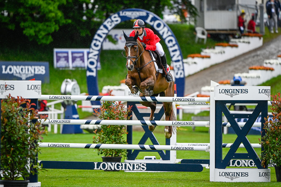 Longines Show Jumping Event: Four days of captivating competitions and exceptional performances for  the Longines CSIO St.Gallen  8