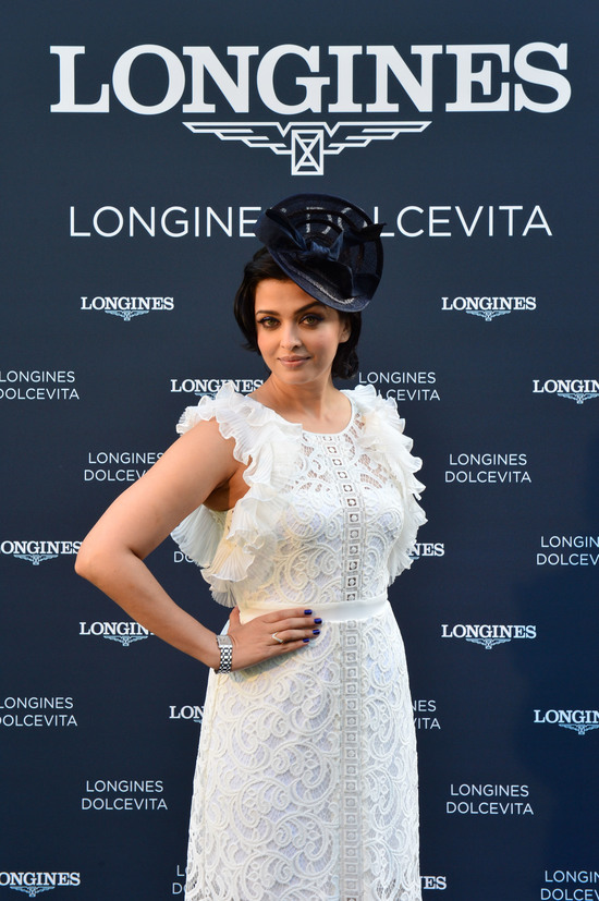 Longines Corporate Event: Longines puts the Longines DolceVita collection in the spotlight during a Garden Party  6