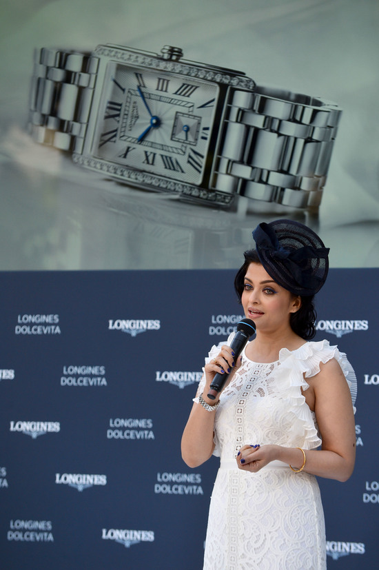 Longines Corporate Event: Longines puts the Longines DolceVita collection in the spotlight during a Garden Party  5