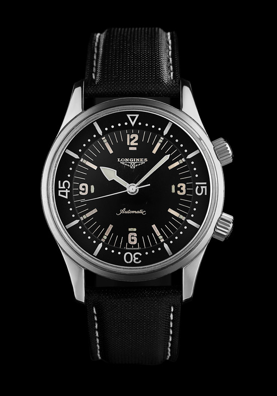 Longines  The Longines Legend Diver Watch Watch 27