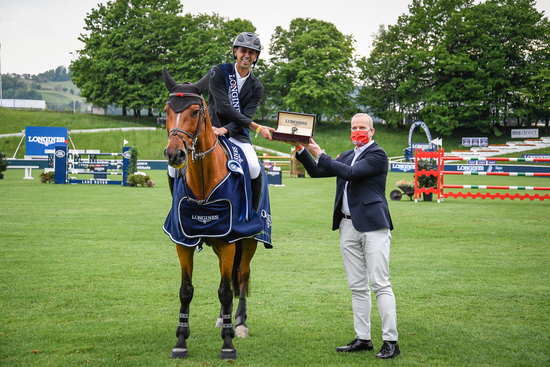 Longines Show Jumping Event: Four days of captivating competitions and exceptional performances for  the Longines CSIO St.Gallen  1