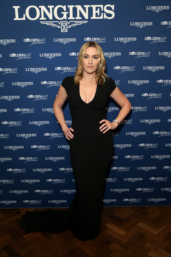 Longines Corporate Event: Longines celebrates its new collaboration with the Golden Hat Foundation in the presence of Ambassador of Elegance Kate Winslet 1