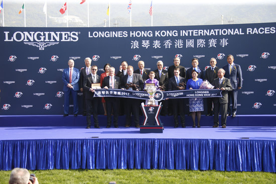 Longines Flat Racing Event: Magnier Family and Aidan O'Brien to Receive  2018 Longines and IFHA International Award of Merit 12