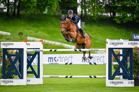 Longines Show Jumping Event: Four days of captivating competitions and exceptional performances for  the Longines CSIO St.Gallen  7