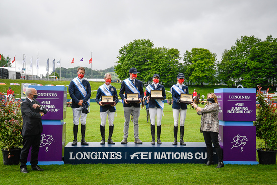 Longines Show Jumping Event: Four days of captivating competitions and exceptional performances for  the Longines CSIO St.Gallen  6