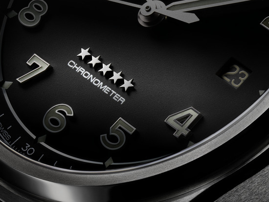 Longines Longines extends the warranty to five years on all models using the antimagnetic silicon balance-spring Watch 1