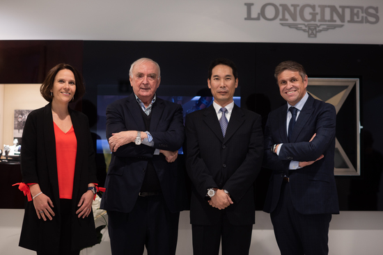 Longines Corporate Event: A collector finds the oldest Longines watch known to date, a historical discovery for the brand 14