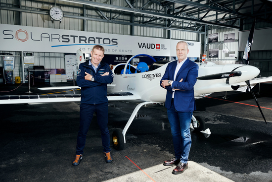 Longines Corporate Event: Longines and SolarStratos take on the solar challenge 3