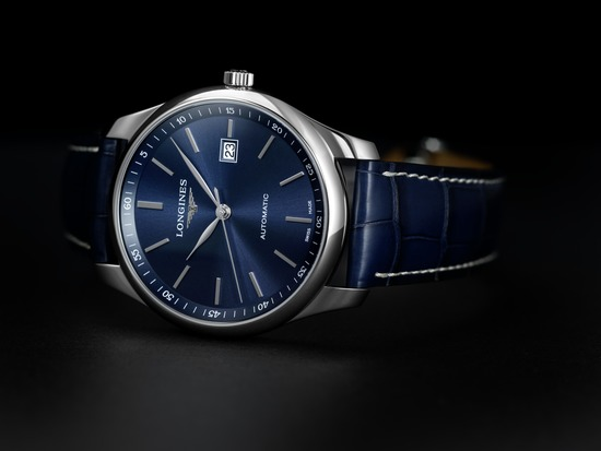 Longines Corporate Event: The Longines Master Collection: Launch of new models featuring a blue dial in Sydney 2